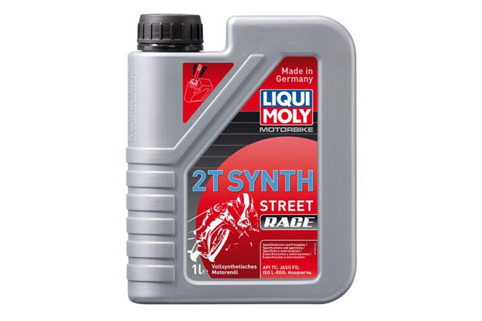 Motorbike 2T Street Race 2 Stroke Oil