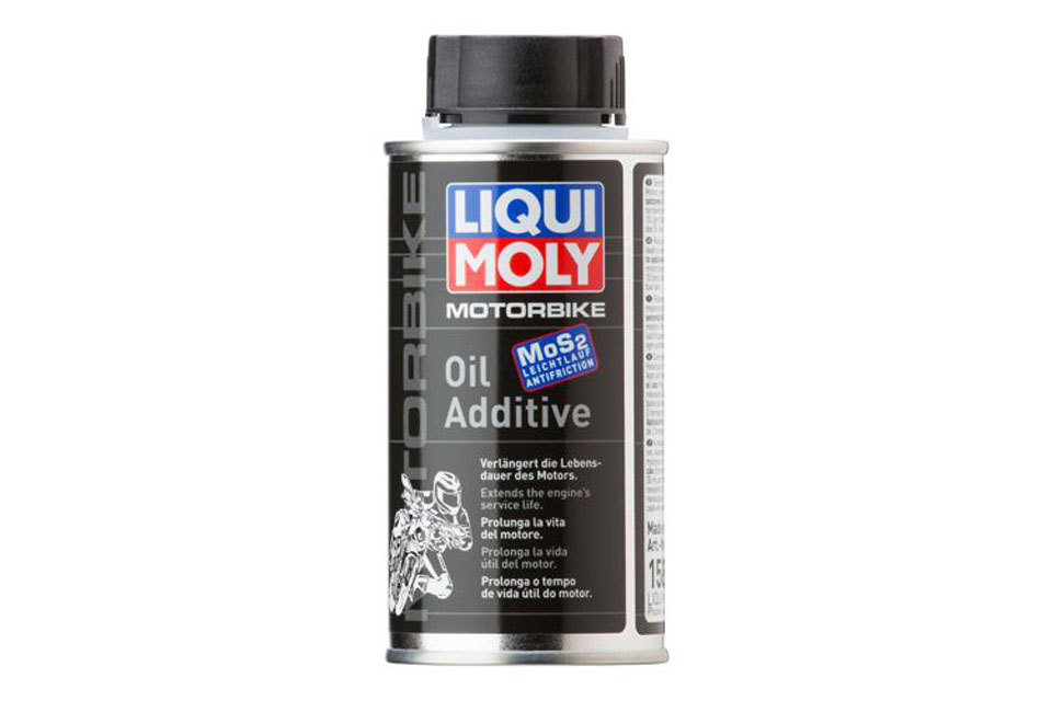 motorbike oil additive 125ml (#2201580) lubricants / chemicals