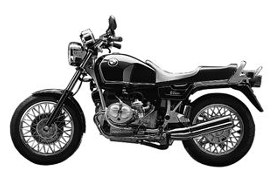 R100 R & Mystic 1985 - 1995
