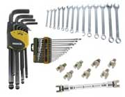Wrenches, Wrench Sets Tools