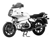 BMW R100 RS Monolever (88-93) 1985 - 1995