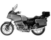 BMW R100 RT Monolever (88-95) 1985 - 1995