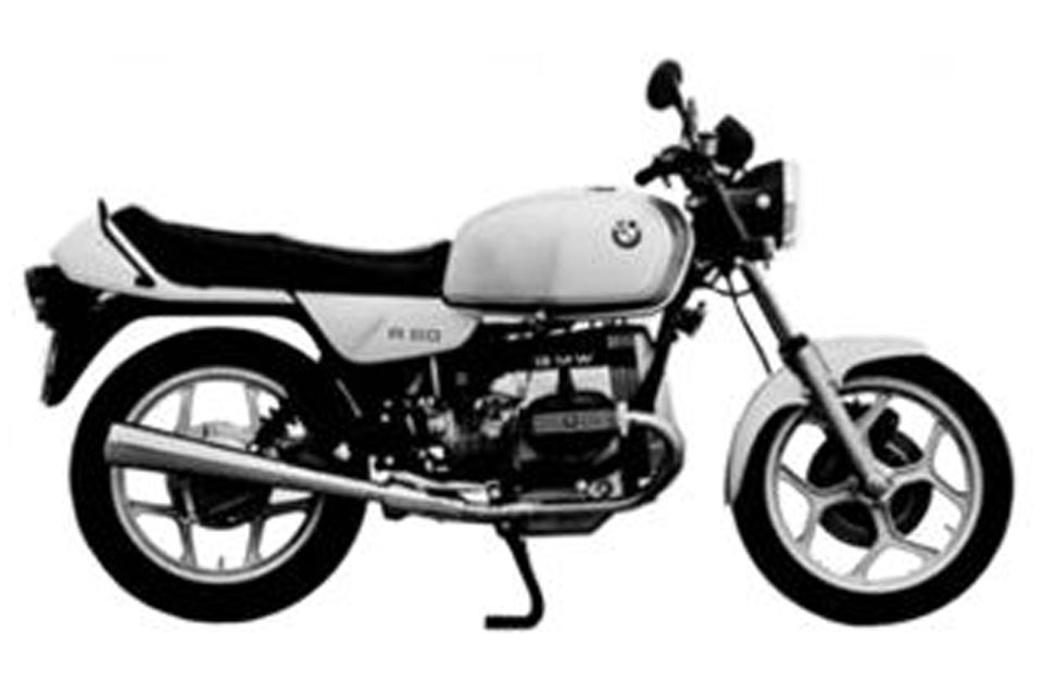 All Available Products BMW R80 Monolever