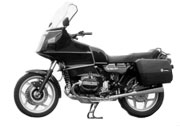 BMW R80 RT Monolever (85-87) 1985 - 1995