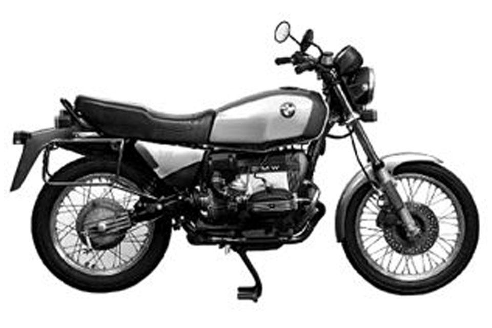 BMW R80 ST 1981 - 1984