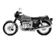 BMW R90/6 1970 - 1976
