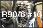 R90/6 #10 Timing Cover & Replace Timing Chain BMW R90/6 Airhead 2 Valve Tutorials