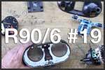 R90/6 #19 Instruments BMW R90/6 Airhead 2 Valve Tutorials