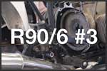 R90/6 #3 Gearbox, Clutch & Flywheel Tutorial BMW R90/6 Airhead 2 Valve Tutorials