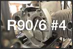 BMW R90/6 #4: Rear Main Seal Replacement BMW R90/6 Airhead 2 Valve Tutorials