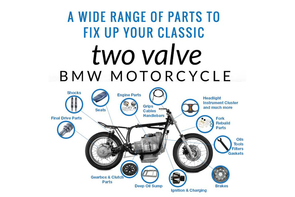 Bmw Motorcycle Parts >> Boxer2valve Com Parts For Bmw Motorcycles